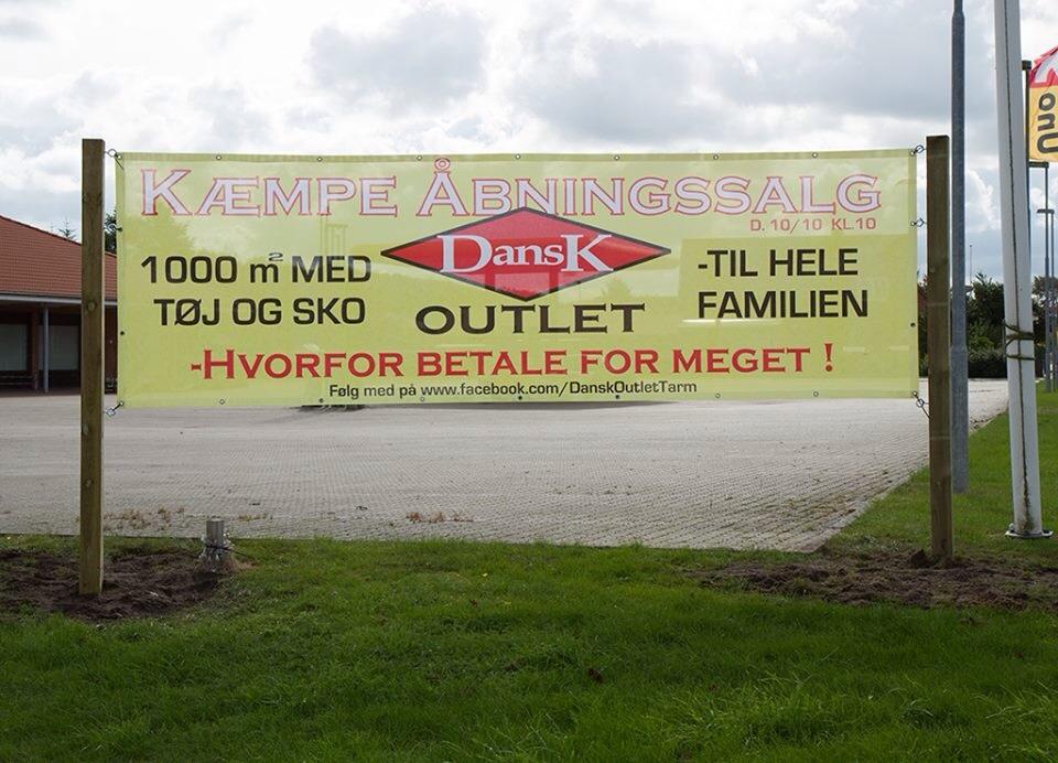 Dansk Outlet Tarm